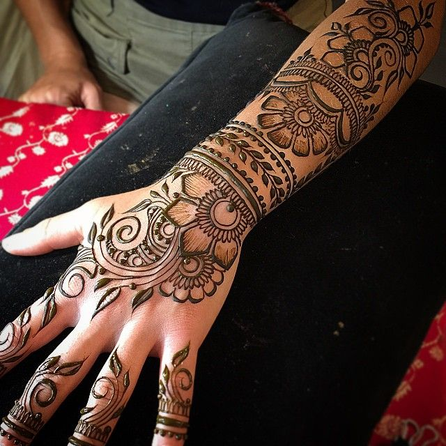 Mehndi Designs Jobs : Arabic mehndi designs most beautiful mehandi pics