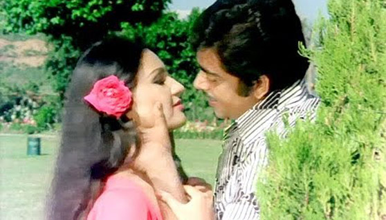 shatrughan sinha and reena roy relationship