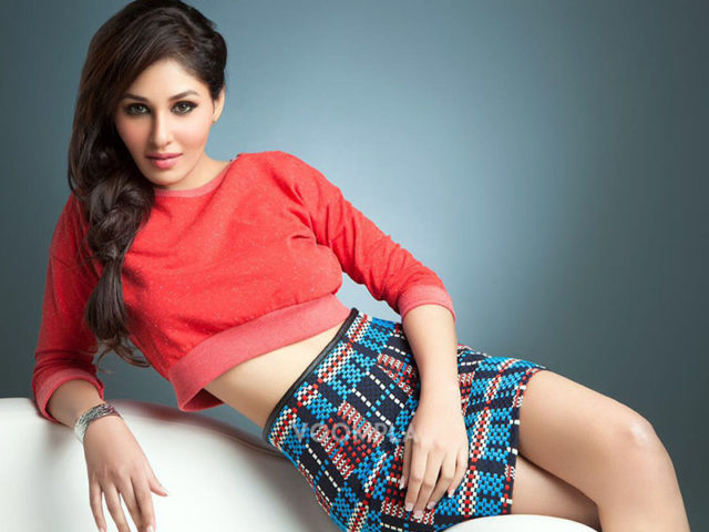 Ouch Actress Pooja Chopra Goes Bold And Hot For