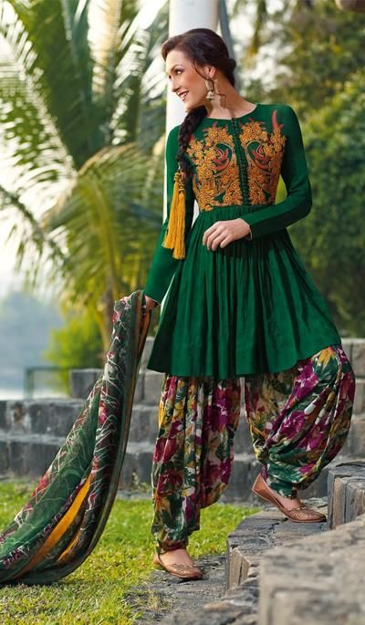 Best Designer Stylish Salwar Kameez Patterns Latest Collection ...
