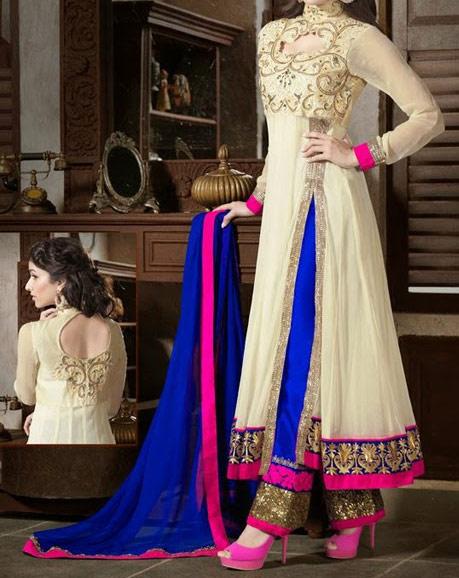 Best Designer Stylish Salwar Kameez Patterns Latest Collection