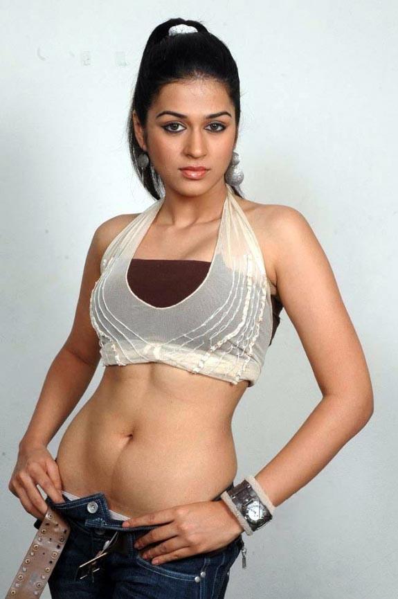 South Indian Actresses Navel Show Pictures