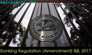 Banking Regulation Amendment Bill 2017