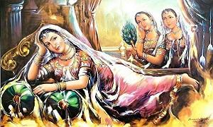 रानी पद्मिनी / रानी पद्मावती रोचक इतिहास व कहानी ! | Rani Padmini / Rani Padmavati History