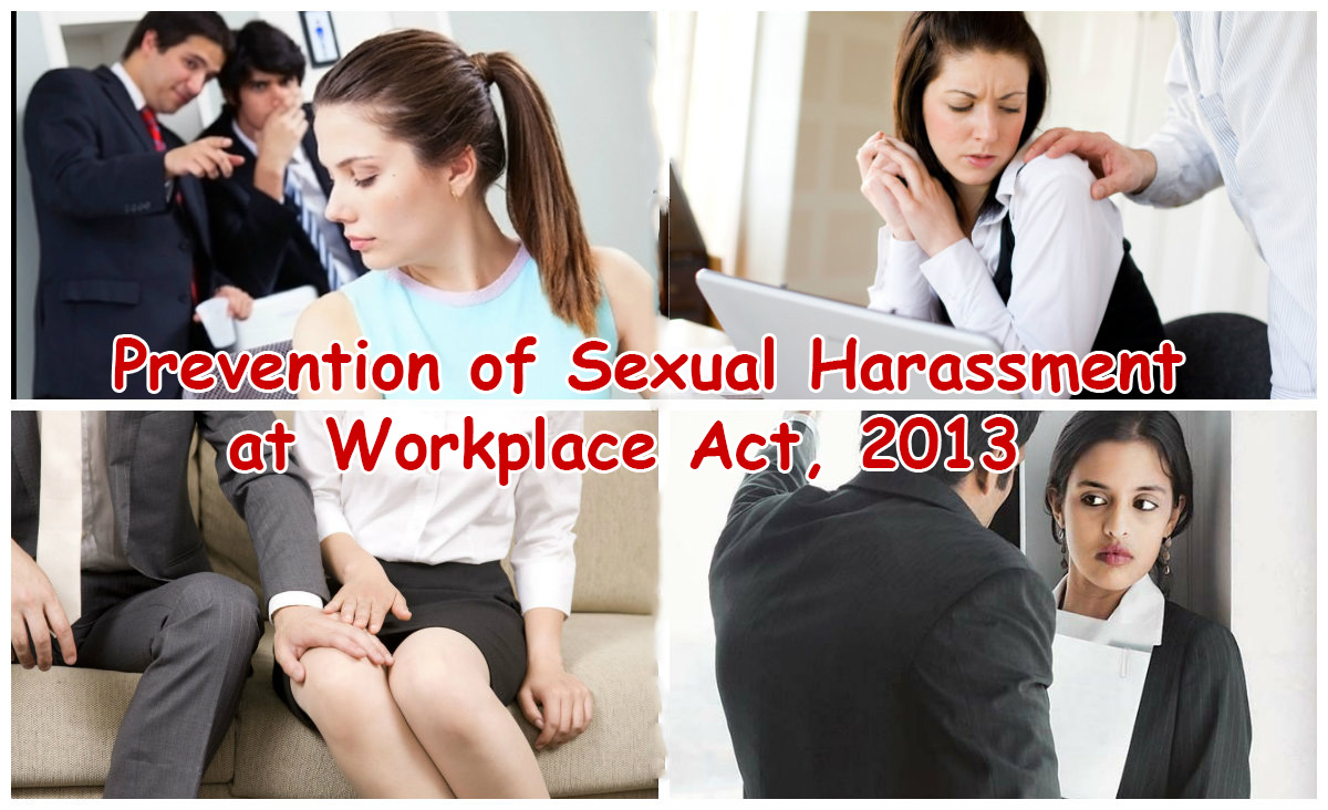 What to do when sexually harassed in the workplace