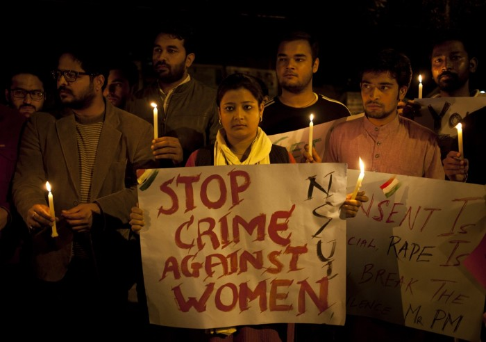 Molestation a heinous crime: Stop Promoting It, Start Respecting Women!!
