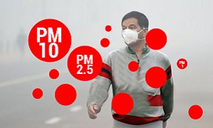 What is PM 2.5 and PM 10, Definition & Health Effects