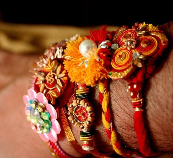 Rakhi Customs