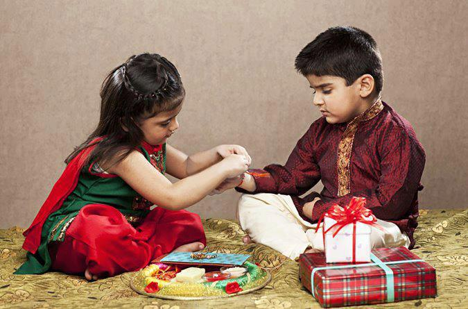 Rakhi: The Thread of Love