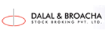 dalal & broacha stock broking