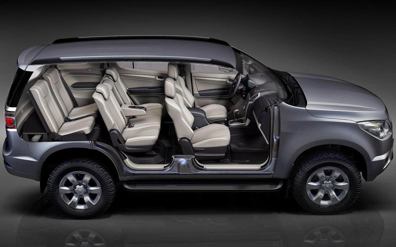 Chevrolet Trailblazer SUV: Price, Photos, and Specs ...