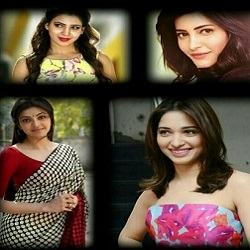 Beautiful South Indian Actresses | Most Beautiful South Heroine