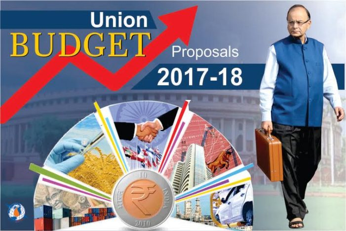 Union Budget 2017-18 Top Highlights & Key Features