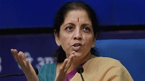 India has taken up visa issue with US: Nirmala Sitharaman